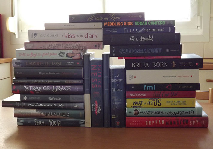 Book Haul De L Automne 2018 The Book Siren